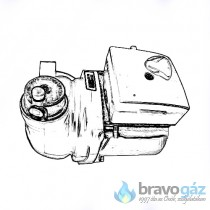 PUMP WITH CON. UP15-60 A0 120V - JJJ005689390