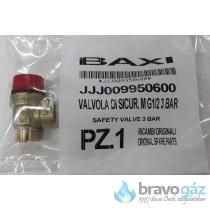 BAXI biztonsági szelep 3 bar - JJJ009950600