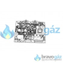BAXI PRINT CONTR PAN UB80/120 INOX - JJJ003620020