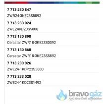 Bosch Összekötő cső - 87107151200