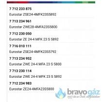 Bosch Visszatérő cső - 87107258550