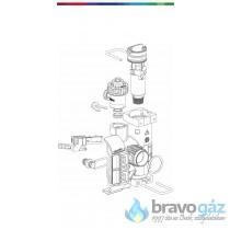 Bosch Hidraulika blokk - 8718645549