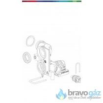 Bosch HMV hidroblokk - 87186445590
