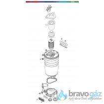 Bosch Kazántest - 87376020680
