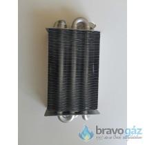 Radiant Hőcserélő 24KW/rövid/ - 058019LP