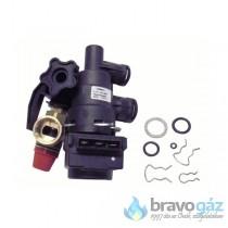 Bosch Háromjáratú szelep - 87170100620